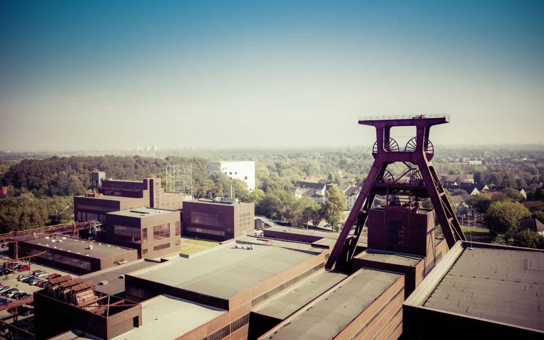Nie wszystkie kopalnie się zamykają…  W Sosnowcu powstaje nowa kopalnia węgla kamiennego.