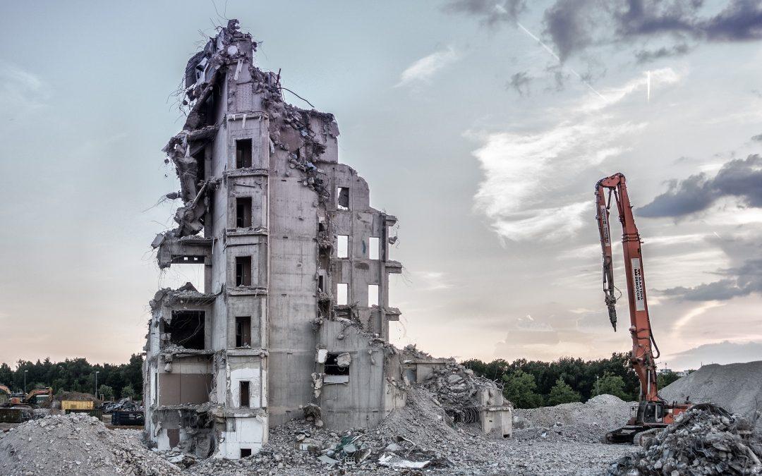 Odszkodowanie z tytułu szkód górniczych a roszczenia o koszty rozbiórki