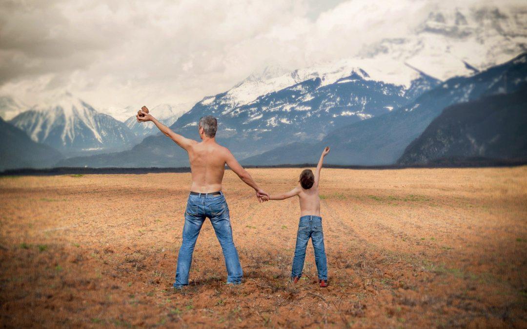 Ojciec wydziedziczył syna, ale potem mu przebaczył