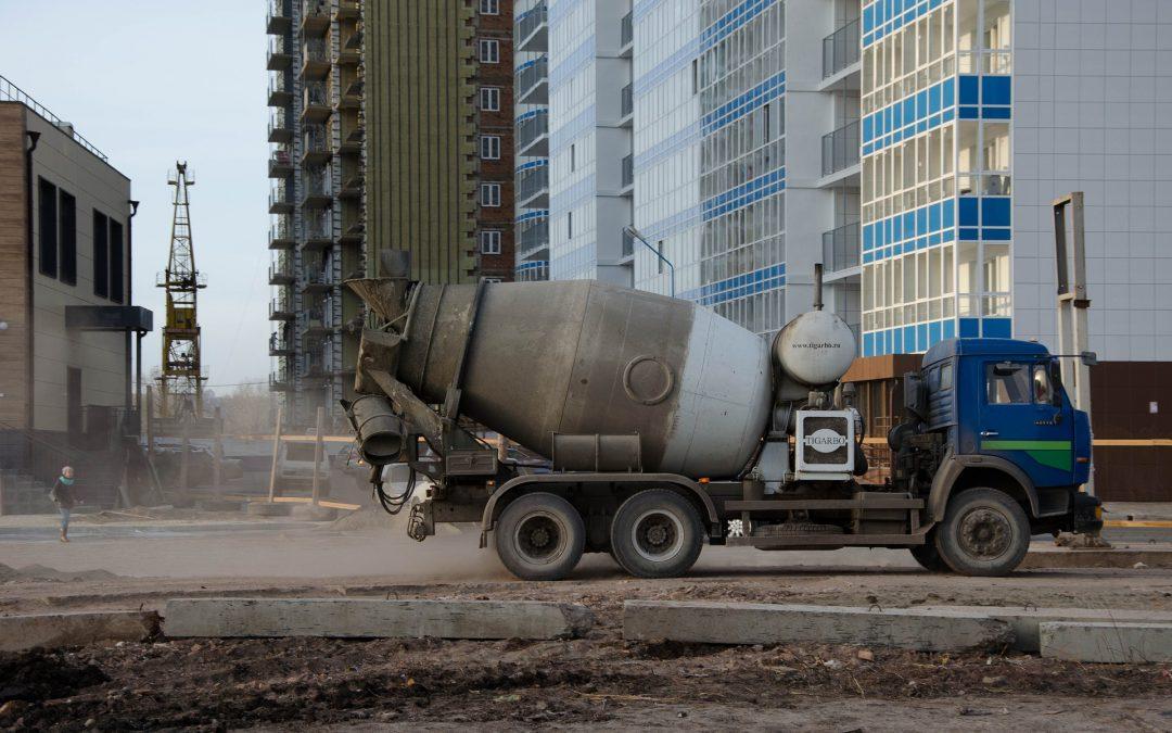 Ubezpieczenia –  uszkodzenie pojazdu przez betoniarkę.